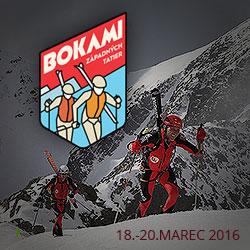 Bokami Západných Tatier 2016