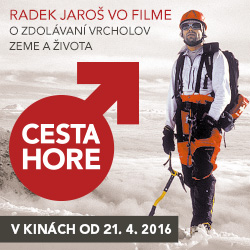 Radek Jaroš - Cesta hore