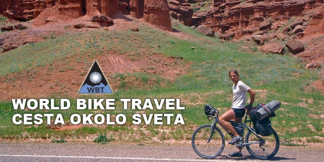 World Bike Travel - cesta okolo sveta