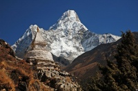 Hannah Ama Dablam Himalaya Expedition 2009